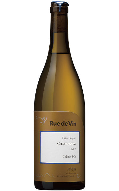 Chardonnay Colline d'Or シャルドネ コリーヌドール
